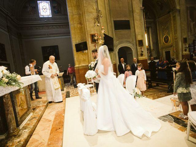 Il matrimonio di MANUEL e VALENTINA a Cernusco Lombardone, Lecco 162