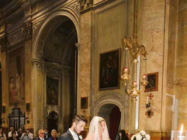 Il matrimonio di MANUEL e VALENTINA a Cernusco Lombardone, Lecco 163