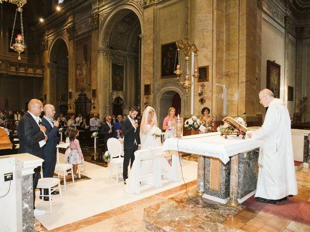 Il matrimonio di MANUEL e VALENTINA a Cernusco Lombardone, Lecco 166