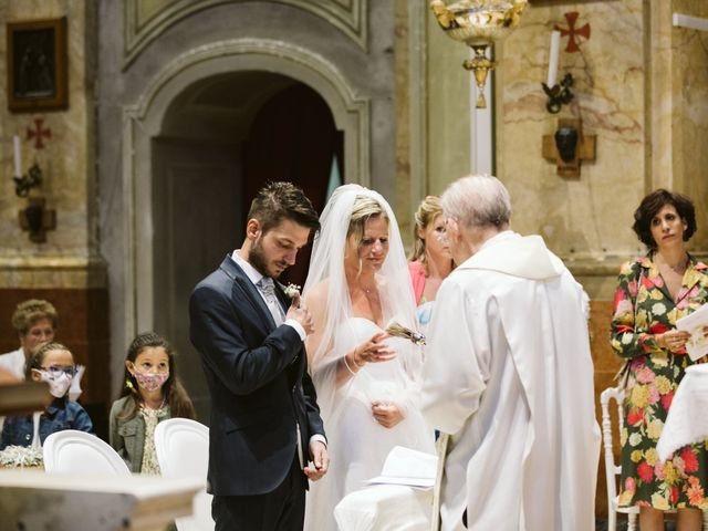 Il matrimonio di MANUEL e VALENTINA a Cernusco Lombardone, Lecco 188