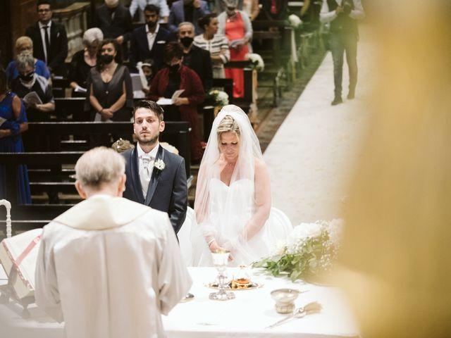 Il matrimonio di MANUEL e VALENTINA a Cernusco Lombardone, Lecco 195