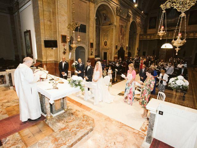 Il matrimonio di MANUEL e VALENTINA a Cernusco Lombardone, Lecco 214