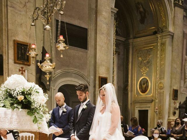 Il matrimonio di MANUEL e VALENTINA a Cernusco Lombardone, Lecco 217