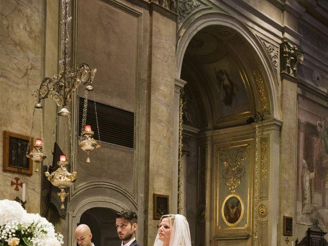 Il matrimonio di MANUEL e VALENTINA a Cernusco Lombardone, Lecco 221
