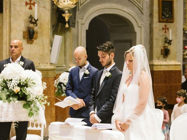 Il matrimonio di MANUEL e VALENTINA a Cernusco Lombardone, Lecco 224