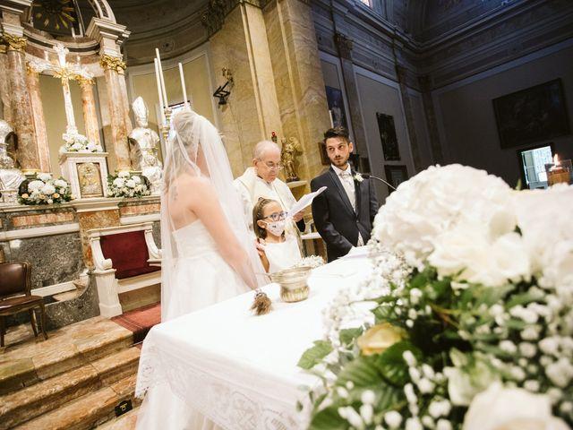 Il matrimonio di MANUEL e VALENTINA a Cernusco Lombardone, Lecco 267