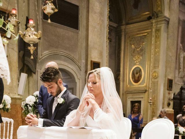 Il matrimonio di MANUEL e VALENTINA a Cernusco Lombardone, Lecco 337