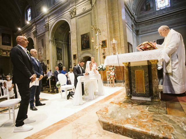 Il matrimonio di MANUEL e VALENTINA a Cernusco Lombardone, Lecco 338