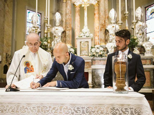 Il matrimonio di MANUEL e VALENTINA a Cernusco Lombardone, Lecco 380