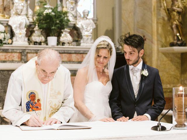 Il matrimonio di MANUEL e VALENTINA a Cernusco Lombardone, Lecco 390