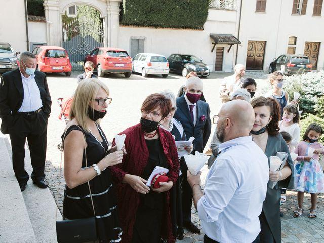 Il matrimonio di MANUEL e VALENTINA a Cernusco Lombardone, Lecco 398