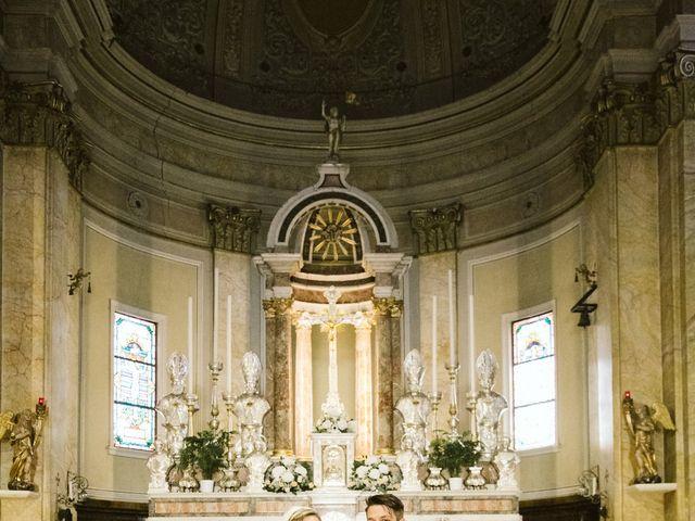 Il matrimonio di MANUEL e VALENTINA a Cernusco Lombardone, Lecco 402