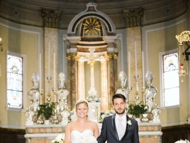 Il matrimonio di MANUEL e VALENTINA a Cernusco Lombardone, Lecco 409