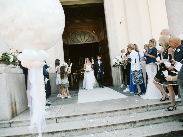 Il matrimonio di MANUEL e VALENTINA a Cernusco Lombardone, Lecco 413