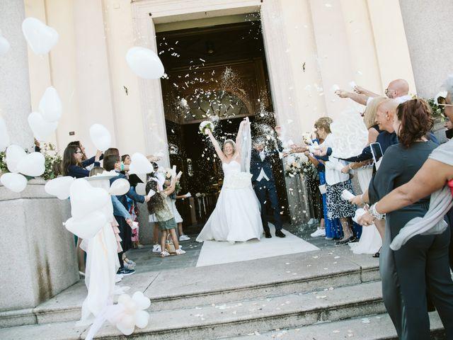 Il matrimonio di MANUEL e VALENTINA a Cernusco Lombardone, Lecco 414