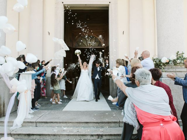 Il matrimonio di MANUEL e VALENTINA a Cernusco Lombardone, Lecco 417