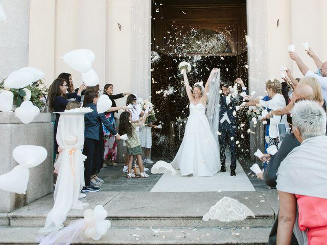Il matrimonio di MANUEL e VALENTINA a Cernusco Lombardone, Lecco 418