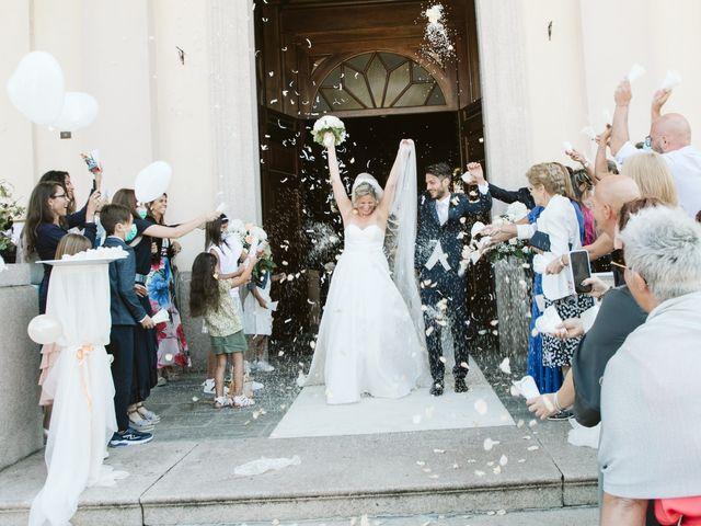 Il matrimonio di MANUEL e VALENTINA a Cernusco Lombardone, Lecco 420