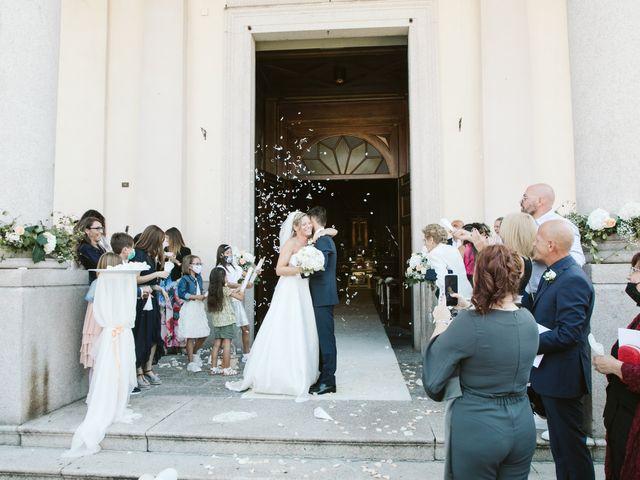 Il matrimonio di MANUEL e VALENTINA a Cernusco Lombardone, Lecco 422