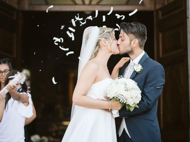 Il matrimonio di MANUEL e VALENTINA a Cernusco Lombardone, Lecco 423
