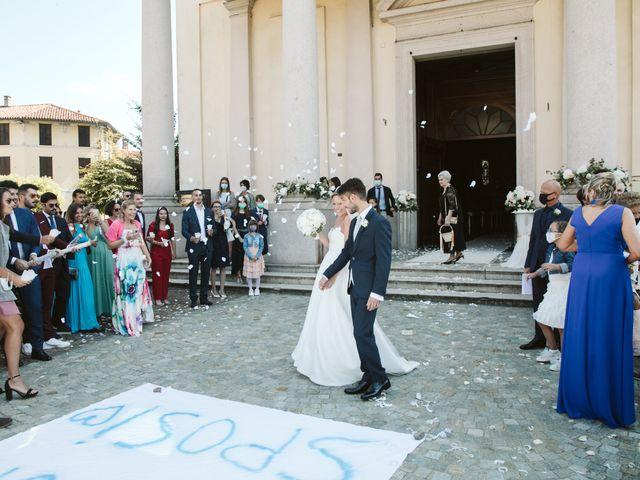 Il matrimonio di MANUEL e VALENTINA a Cernusco Lombardone, Lecco 428