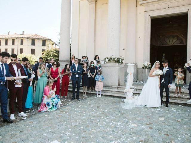Il matrimonio di MANUEL e VALENTINA a Cernusco Lombardone, Lecco 434