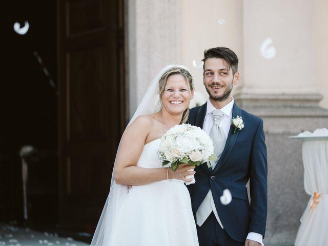 Il matrimonio di MANUEL e VALENTINA a Cernusco Lombardone, Lecco 435