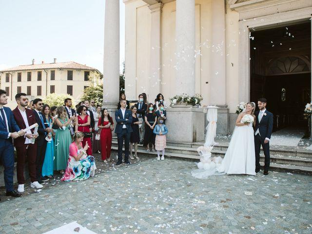 Il matrimonio di MANUEL e VALENTINA a Cernusco Lombardone, Lecco 436