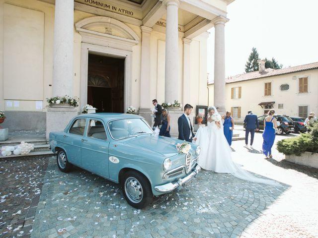 Il matrimonio di MANUEL e VALENTINA a Cernusco Lombardone, Lecco 442