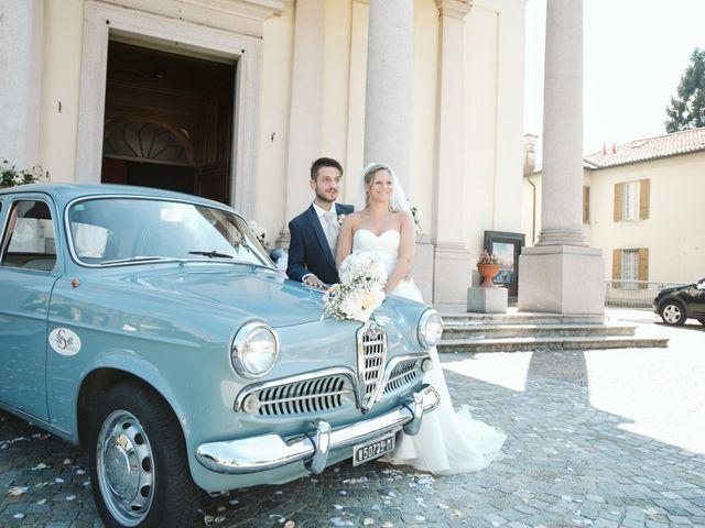 Il matrimonio di MANUEL e VALENTINA a Cernusco Lombardone, Lecco 444