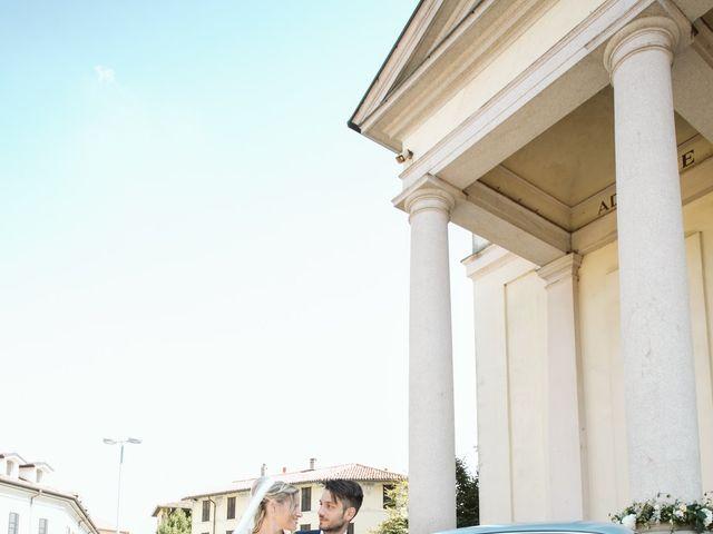Il matrimonio di MANUEL e VALENTINA a Cernusco Lombardone, Lecco 450