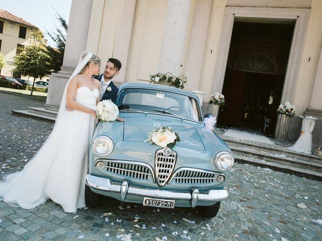 Il matrimonio di MANUEL e VALENTINA a Cernusco Lombardone, Lecco 451