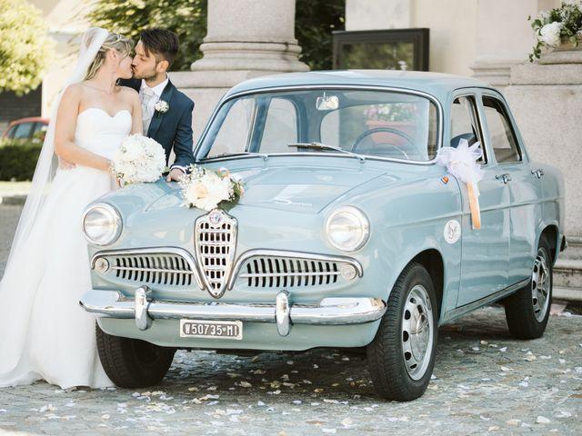 Il matrimonio di MANUEL e VALENTINA a Cernusco Lombardone, Lecco 455