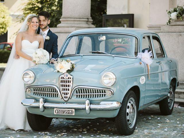 Il matrimonio di MANUEL e VALENTINA a Cernusco Lombardone, Lecco 456
