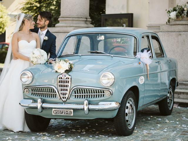 Il matrimonio di MANUEL e VALENTINA a Cernusco Lombardone, Lecco 457