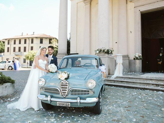 Il matrimonio di MANUEL e VALENTINA a Cernusco Lombardone, Lecco 459