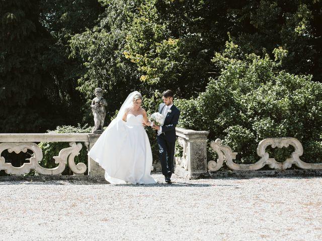 Il matrimonio di MANUEL e VALENTINA a Cernusco Lombardone, Lecco 487