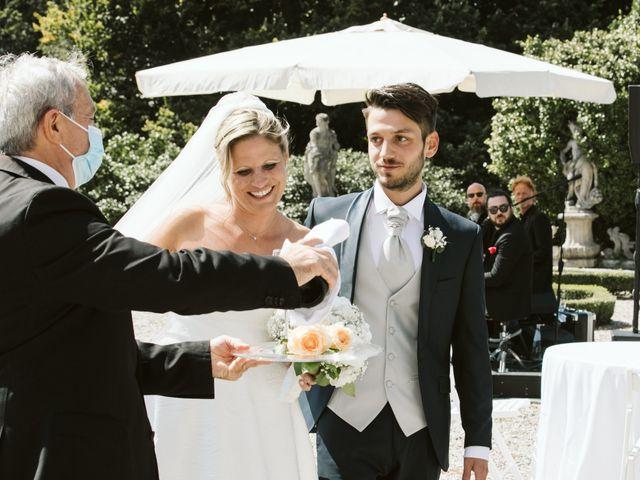 Il matrimonio di MANUEL e VALENTINA a Cernusco Lombardone, Lecco 497