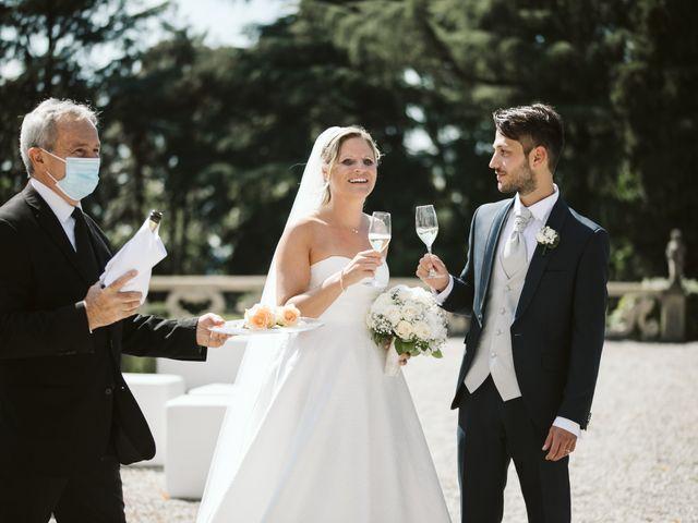 Il matrimonio di MANUEL e VALENTINA a Cernusco Lombardone, Lecco 500