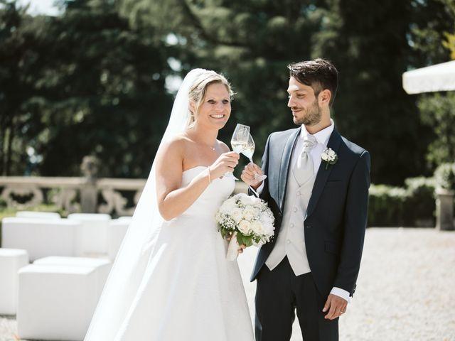 Il matrimonio di MANUEL e VALENTINA a Cernusco Lombardone, Lecco 501