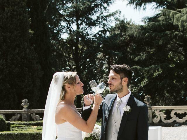Il matrimonio di MANUEL e VALENTINA a Cernusco Lombardone, Lecco 503