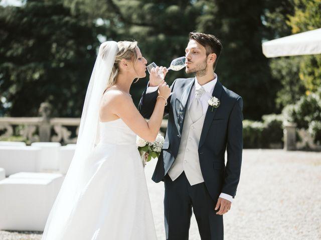 Il matrimonio di MANUEL e VALENTINA a Cernusco Lombardone, Lecco 504