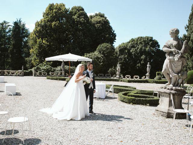 Il matrimonio di MANUEL e VALENTINA a Cernusco Lombardone, Lecco 520
