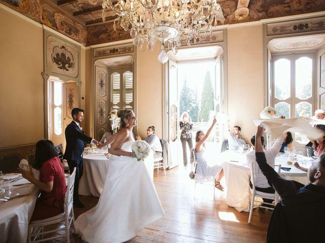 Il matrimonio di MANUEL e VALENTINA a Cernusco Lombardone, Lecco 579