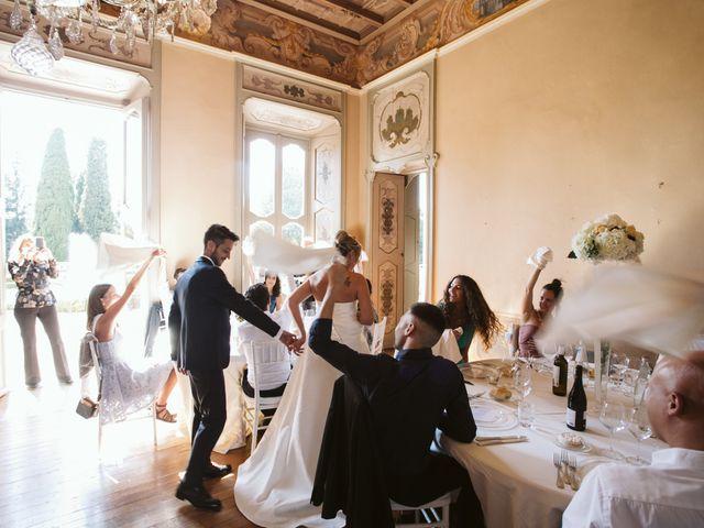 Il matrimonio di MANUEL e VALENTINA a Cernusco Lombardone, Lecco 581