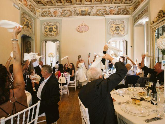 Il matrimonio di MANUEL e VALENTINA a Cernusco Lombardone, Lecco 583