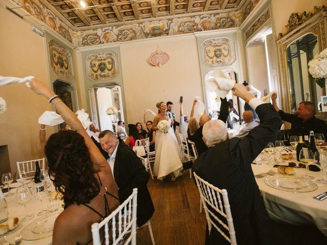 Il matrimonio di MANUEL e VALENTINA a Cernusco Lombardone, Lecco 584