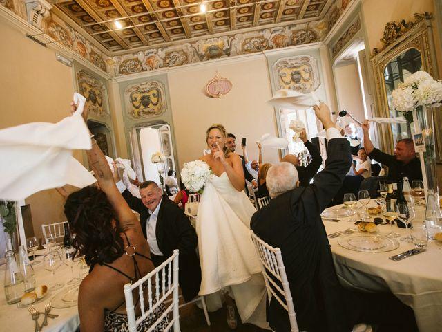 Il matrimonio di MANUEL e VALENTINA a Cernusco Lombardone, Lecco 585