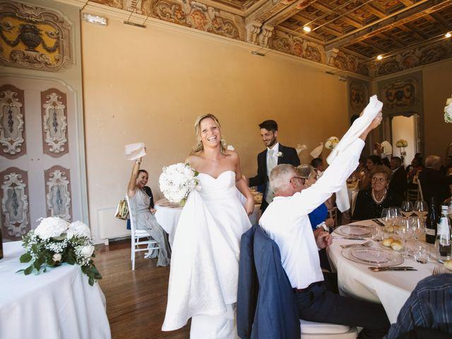 Il matrimonio di MANUEL e VALENTINA a Cernusco Lombardone, Lecco 587