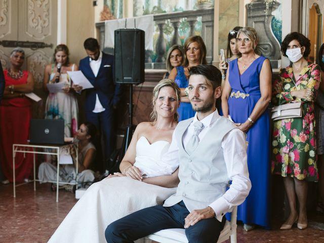 Il matrimonio di MANUEL e VALENTINA a Cernusco Lombardone, Lecco 594